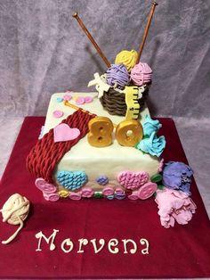 Per il compleanno di Morvena, appassionata di maglia