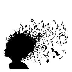 24 Mejores Imágenes De Notas Musicales Dibujos Music Notes Music