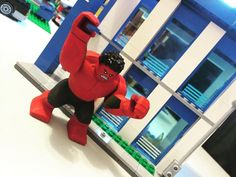 Red Hulk #lego #legocw #legodc #legobrick #legoflash #legoverse #legomarvel #legomarvel #legostagram #legostagram #legoavengers #legodeadpool #legocustom #avengers #avengerslego #ageofultron #legoforce #legogram #brickforce #bootleg #brick #brickfilm #bricklink #brickcentral #bricknetwork #legojusticeleague #legojl #legojla #legodceu #brickverse #legoaddict #legomania by nerdbricked