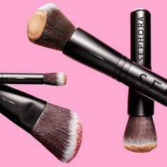 A brush for every formula #SEPHORACOLLECTION