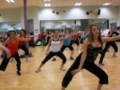Drop It On Me Zumba - YouTube