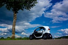 Renault Twizy - Electric car