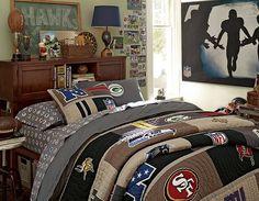 Para un chico deportista • Bedroom for a sportif boy | PBteen