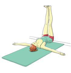 5 posições de yoga para alongar, fortalecer e relaxar - Go Outside Pilates, Hip Flexors, Yoga Positions, Stretches, Relaxer, Sport, Natural Person, Pop Pilates