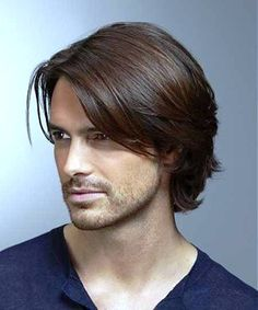 More trends for Mens medium hairstyles October 2012 length hair cut in different lengths are included. A style cut bangs and a medium length hair with bangs and all is left now. Another popular style over a longer leaves and spikes on the top of the stringent sprigs of hair using mousse is added. Most Mens medium hairstyles length hair off to one side and included in the search.