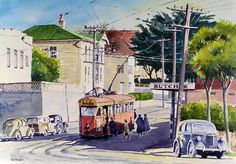 Phil Dickson - artist based in Lower Hutt Valley, Wellington, New Zealand New Zealand Art, Art Academy, Butches, Nottingham, Art Club, Community Art, Street View, Gallery, Artist