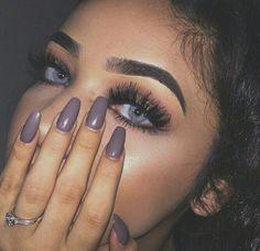 Nails, makeup, everything