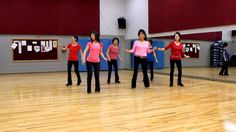 Loving You In Mexico - Line Dance (Dance & Teach in English & 中文)