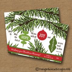 christmas scripture verses | Christmas Scripture Verses For Cards