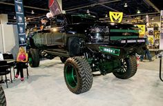 Lifted Trucks Of Sema 2014 Chevy Silverado