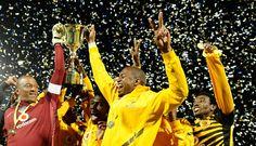 Itumeleng Khune and Arthur Bartman Kaizer Chiefs, Soccer, Futbol, European Football, European Soccer, Football, Soccer Ball