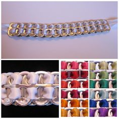 CanTab Bracelets by celsiuszero on Etsy https://www.etsy.com/listing/245838174/cantab-bracelets