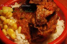 nigerian rice and stew
