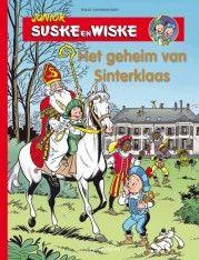 Willy Vandersteen boeken - Het geheim van Sinterklaas