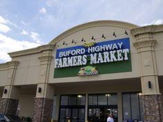 Buford Highway Farmer's Market-ATLANTA