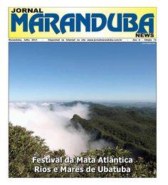 Jornal Maranduba News #74  Notícias da Região Sul de Ubatuba