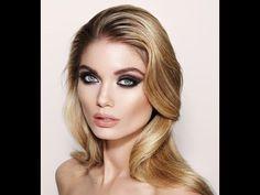 Charlotte Tilbury has Filmstars on the Go Makeup Tips, Beauty Makeup, Eye Makeup, Hair Makeup, Hair Beauty, Flawless Makeup, Makeup Ideas, Retro Makeup, Glamour Makeup