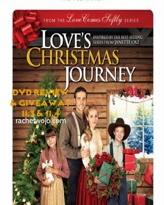 This DVD and the Love Comes Softly DVD collection up for giveaway through 11/4