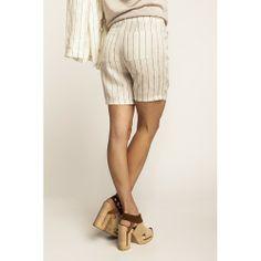 Schnittmuster: Alpi Chinos & Shorts - Rückenansicht