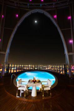 Qatar | The Torch Doha Hotel - Bon Appetit #qatar