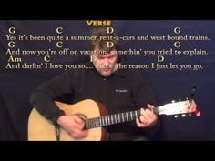 Come Monday - Strum Guitar Cover Lesson in G with Chords/Lyrics - YouTube