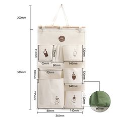 Bedroom Storage Boxes, Childrens Bedroom Storage, Wall Storage, Hanging Storage Shelves, Wall Pocket Organizer, Hanging Wall Organizer, Diy Hanging, Fabric Organizer, Sunglasses Organizer