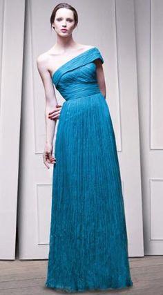 Vestidos de fiesta - Colección Adolfo Dominguez 2012 | Moda y más.....