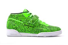 Keith Haring x Reebok Classic 2014 Spring/Summer Collection