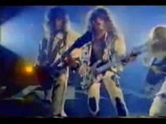 Life Is A Random Papadom — Heaven - Warrant  The big hair rock ballad....
