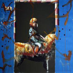 Håkon Gullvåg - Art Hakone, Painters, Illustration Art, Horses, Contemporary, Artist, Image, Abstract, Art