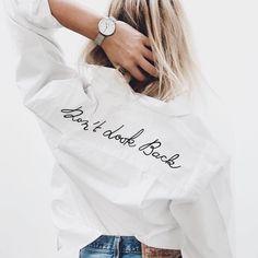 Don't look back ➿ @mija_mija #JimmyFairly #Fashion #Inspiration