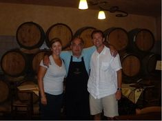 Say cheese! My wine lovers friends! #fun #winetasting #winelovers #Tuscany #italy #winery  #cellar #friends #friendship