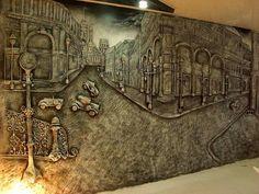 Ретро - Скульптура и лепка - Лепные панно и барельефы