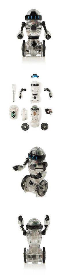 1970-Now 19198: Wowwee Mip Robot - Rc Mini Build-Up Edition Toy -> BUY IT NOW ONLY: $35.46 on eBay!