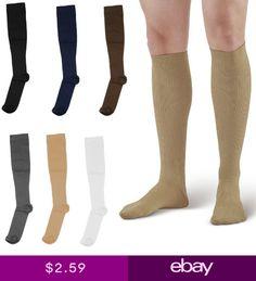 af50a874cf4 1 Pair Compression Miracle Socks Aching Feet Varicose Veins Travel Flight  DVT