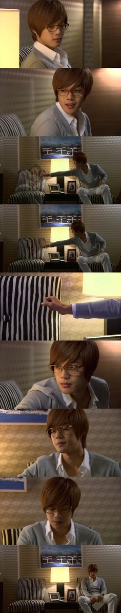 Missing Jan Di. Geum Jan Di and Yoon Ji Hoo, Boys Over Flowers, Ku Hye Sun, Kim Hyun Joong #KDrama