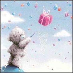 ●•‿✿⁀Taɬɬy Teddy‿✿⁀•● sending birthday wishes