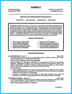 cool the most excellent business management resume ever check more at http professional resume samplessample - Best Professional Resume Samples