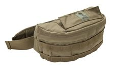 The Go Bag, Mini in Coyote Brown. Product Code: GBM-CB
