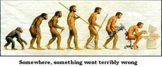 Somewhere, something went terribly wrong.