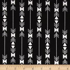 Riley Blake Four Corner Stripe Black from @fabricdotcom  Designed by Riley Blake, this cotton print fabric is perfect for quilts, home décor accents, craft projects and apparel. Colors include black and white.