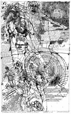 SCAD Graduate Illustration: Barron Storey