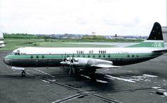 TEAL Lockheed Electra
