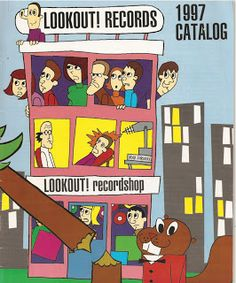 LOOKOUT RECORDS: Lookout Records 1997 Catalog
