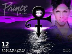 Chicago Illinois Prince party