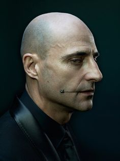 Master Class: How To Create An Unforgettable Portrait | Co.Create  (Portrait of Mark Strong, by Nadav Kander)