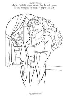 m for mother gothel disney tangled coloring pages printable 20 tangled coloring pages tangled coloring 8 free coloring page