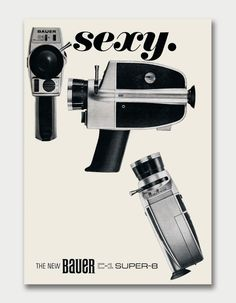 Sexy Super 8 Advertisement