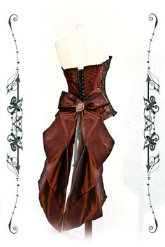 "Cameos corset from ""Romantic Cabaret Collection"" by Sublime ( www.sublimstyle.com)"
