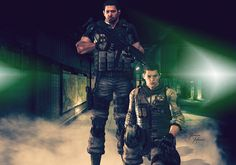 Resident Evil 6. Chris and Piers. This playthrough was my favorite, even though it was the saddest.